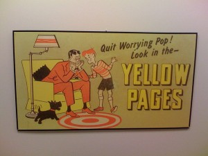 Yellow Page Internet Marketing