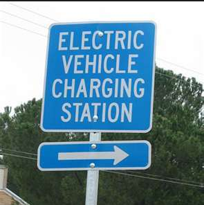 Suisun Office Space Electric Vehicle Charging